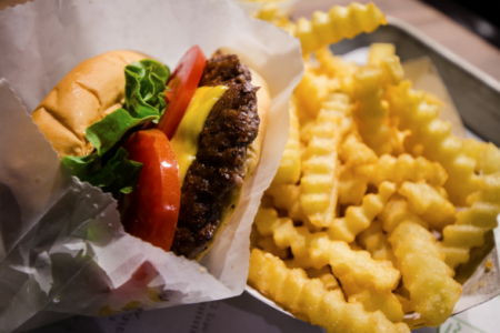 Shake Shack tops earnings