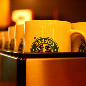 Starbucks chief executive Howard Schultz wants you to vote