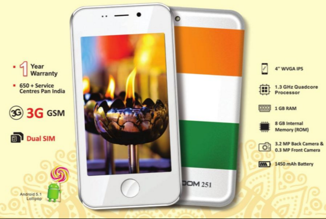 What's the real story behind India's $4 smartphone?
