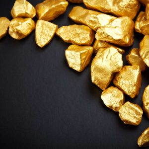 Gold Hits 2 Year High