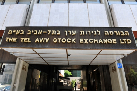 Israel shares higher at close of trade; TA 25 up 0.07%