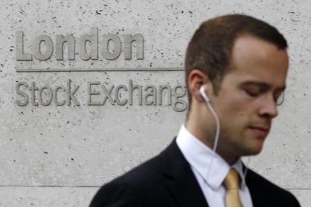 U.K. shares higher at close of trade; Investing.com Uk 100 up 0.91per cent