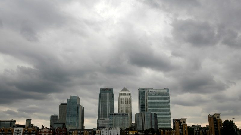Britain's finance sector at chances over Brexit lobbying
