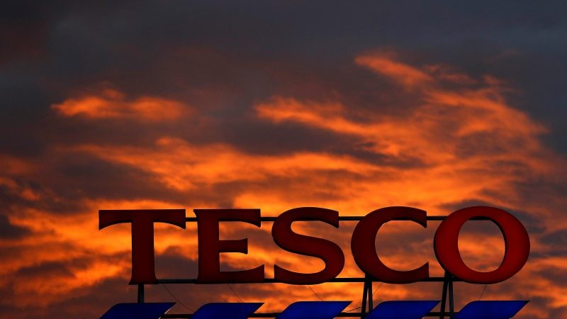 Tesco draws Unilever products from web site over price row