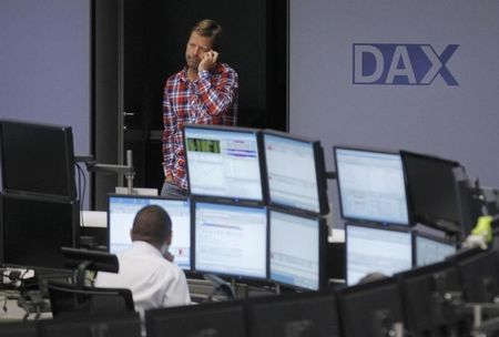European shares mixed as Brexit issues resurface; DAX up 0.30%