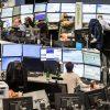 European shares open sharply higher, financials lead; DAX up 1.11per cent