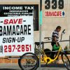 Over 9.2 million sign for Obamacare amid Trump repeal push